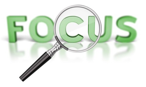 focus_word_magnifying_glass